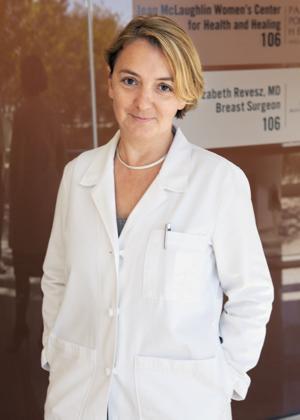 Elizabeth Revesz, M.D.