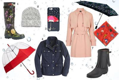 Fashion: Make it Rain