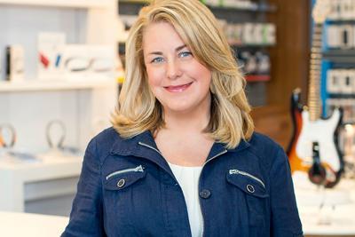 Spotlight on Women: Amanda Harris
