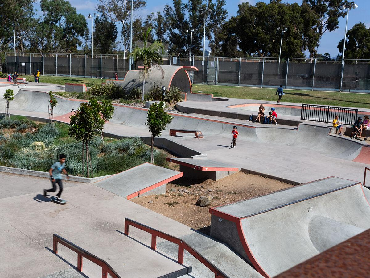Linda Vista Neighborhood Guide / Linda Vista Skatepark