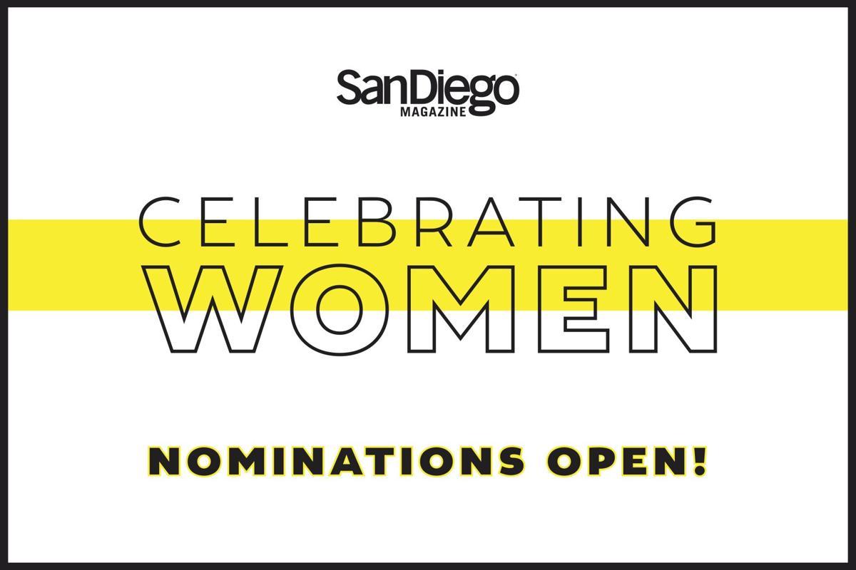 celebrating woman nominations