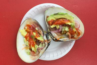Eat This: Pismo Clams from Mariscos El Gordito