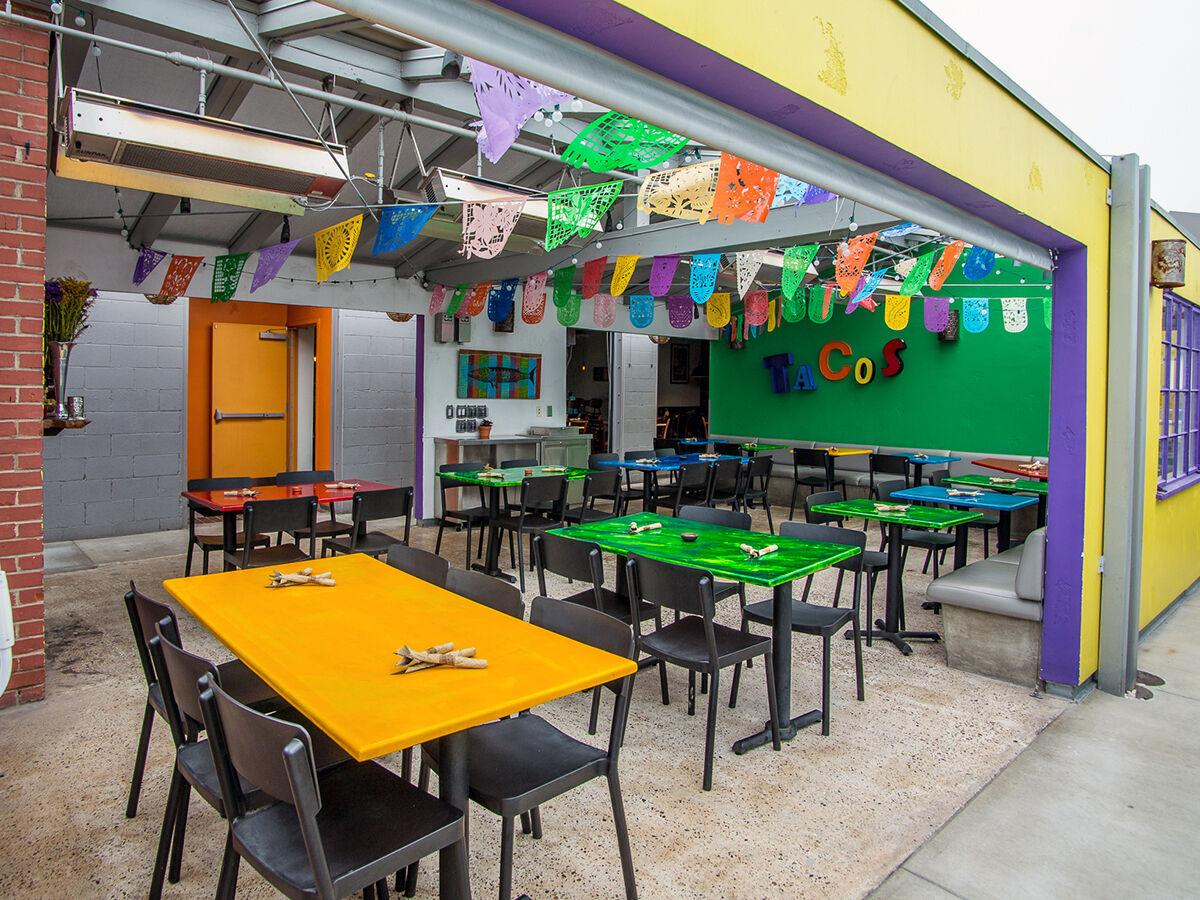 Mexican Restaurants / Galaxy Taco