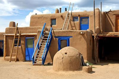While in Santa Fe, Take a Day Trip to Taos Pueblo