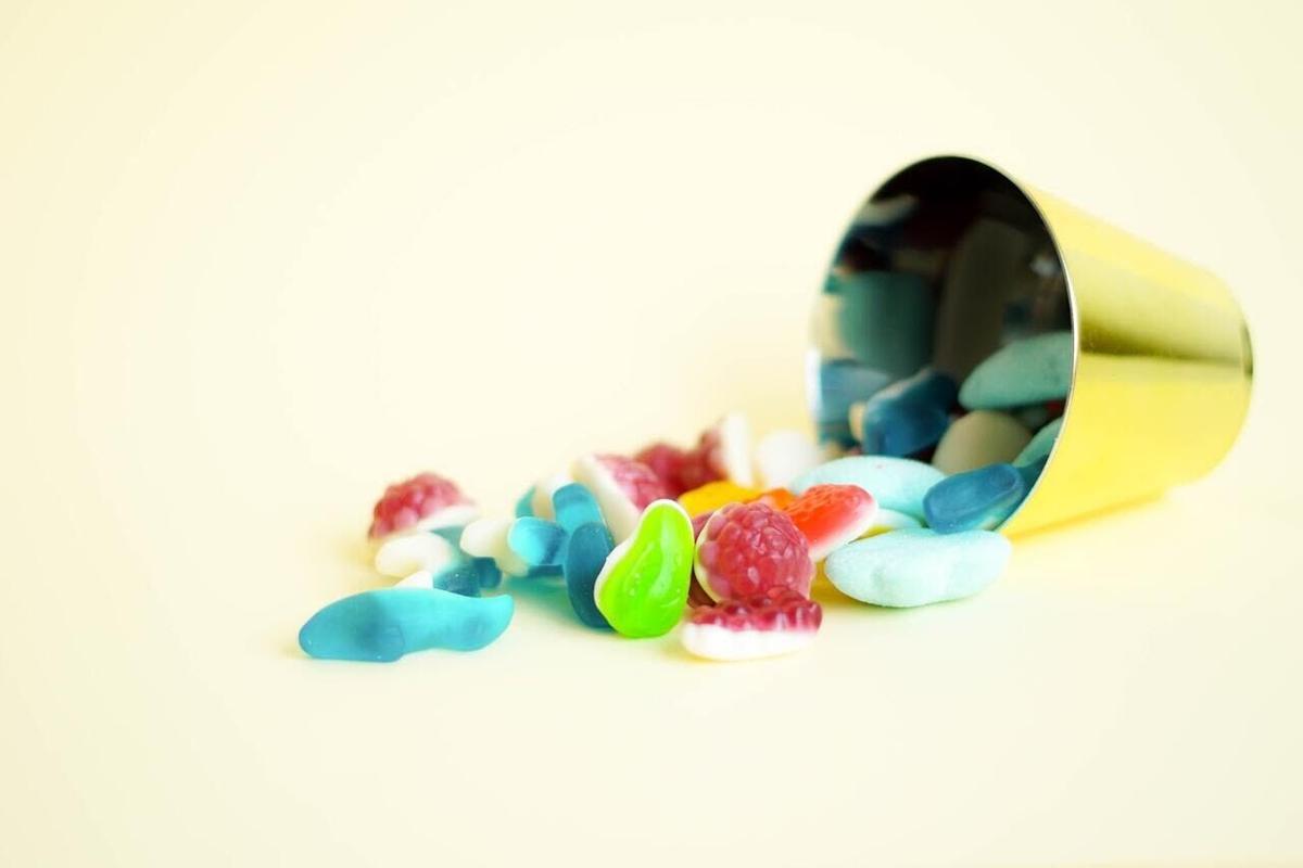 CBD Gummies - main