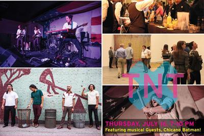 MCASD hosts TNT on July 16