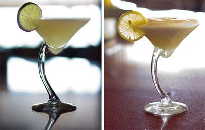 Drink This: Key Lime Pie and Meyer Lemon Meringue Martinis at Pacifica Del Mar