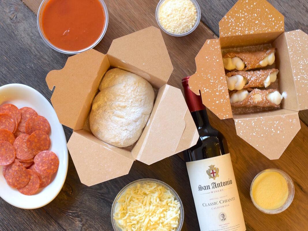 Family Meals / Giardino