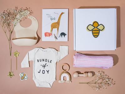 Honeybug Gift Box / Contents