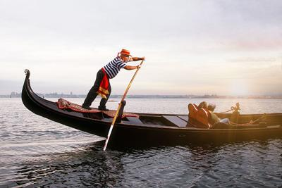 On the Job: The Gondolier