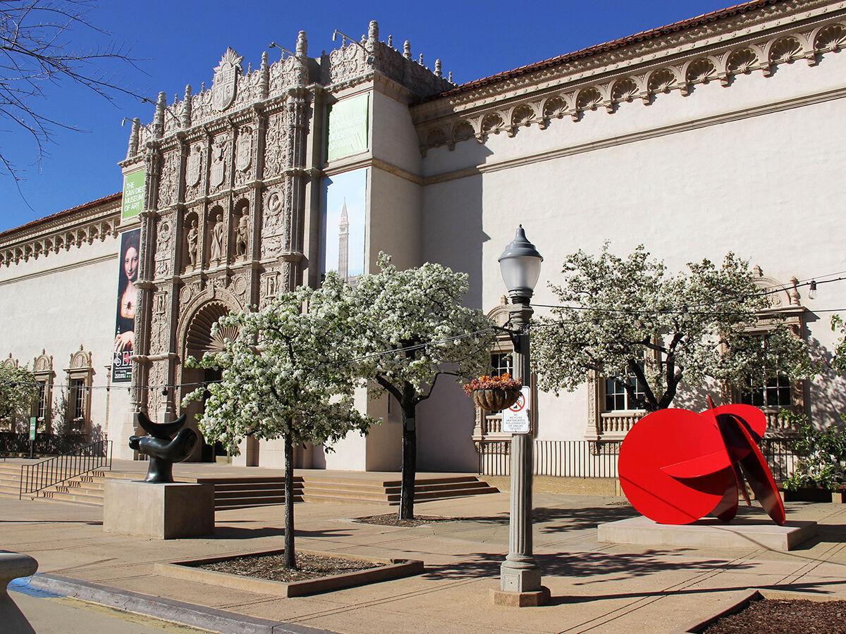 Art Galleries / San Diego Museum of Art