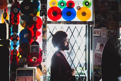 Al Howard on the Art of Crate Digging