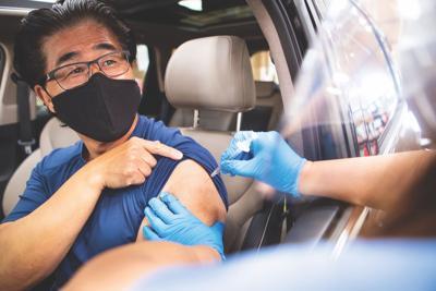 Scripps Health - vaccination clinic