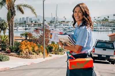 Meet the San Diego Letter Carrier Who Doubles as Santa's Helper