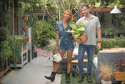 Your Guide to Small-Space Gardening