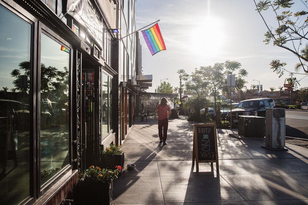 Pride - University Ave.