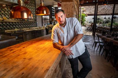 Meet David Castro Hussong, Chef at Fauna in the Valle de Guadalupe