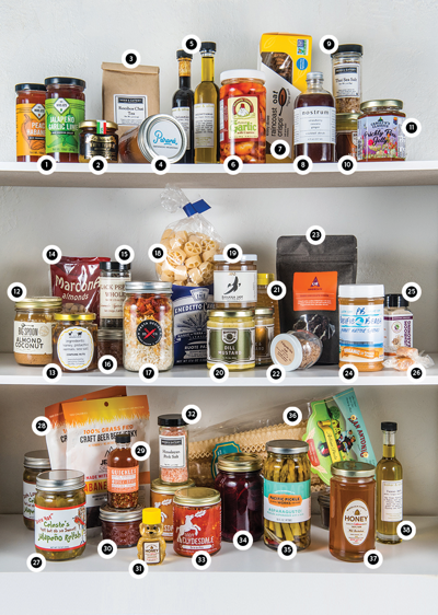 San Diego Essentials for Your Pantry