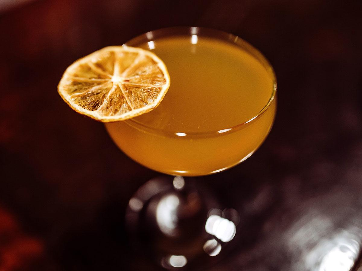 Spring Cocktails at Prohibition