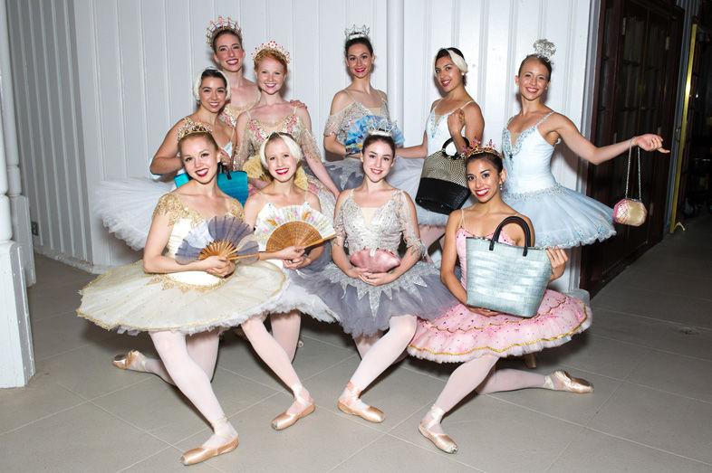 December 2017: City Ballet
