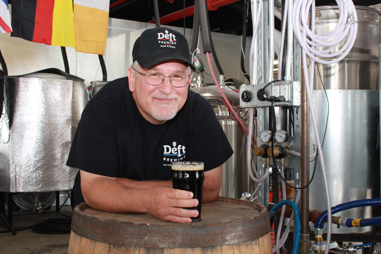 5 Questions for Mo Nuspl, Owner & Brewer, Deft Brewing