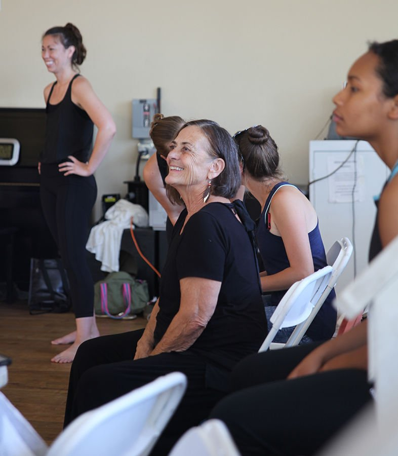 A Day in the Life: Jean Isaacs of San Diego Dance Theater