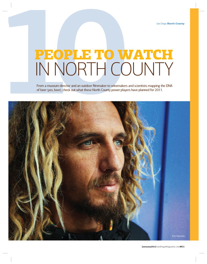 10 North County People to Watch 2011