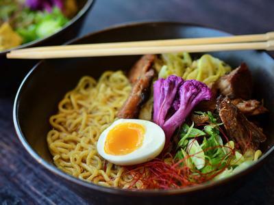 Ramen / The Whet Noodle