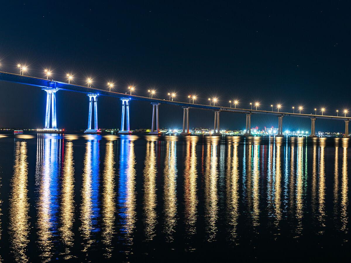 Reasons to Love San Diego / Coronado Bridge