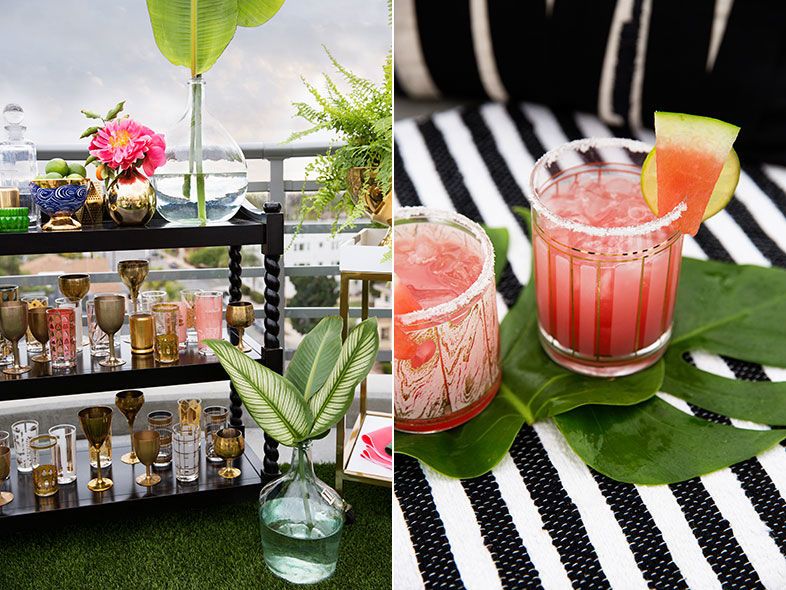 7 Ways to Host an Instagram-Worthy Rooftop Party