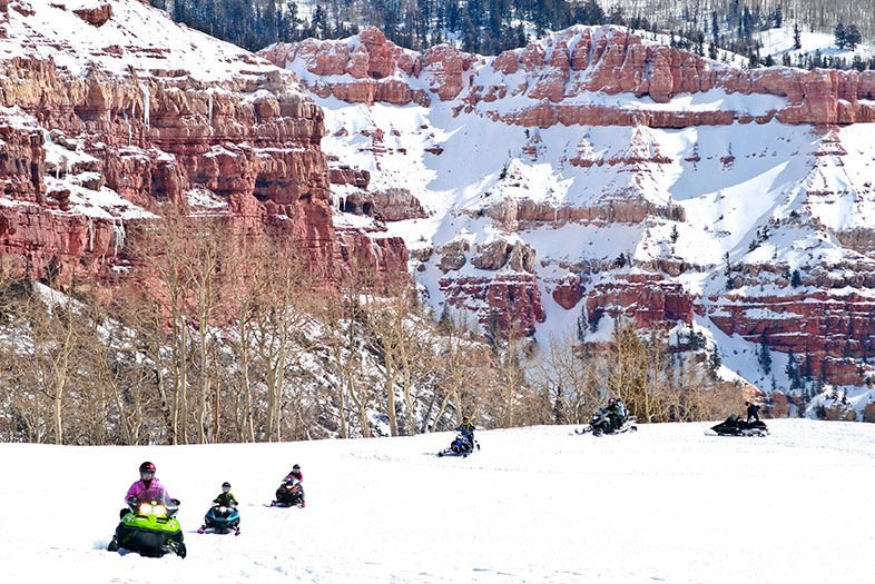 3 Places to Find Untouched Slopes in Utah