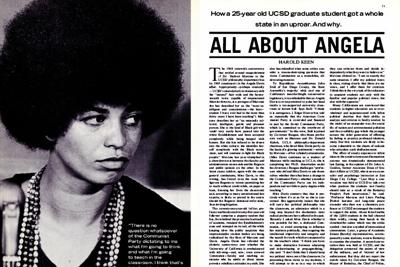 From the Archives: Angela Davis Stirred up Campus Controversy in 1969