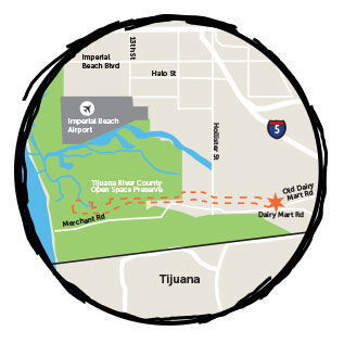 Trail of the Month: Tijuana River Valley Beach Trail