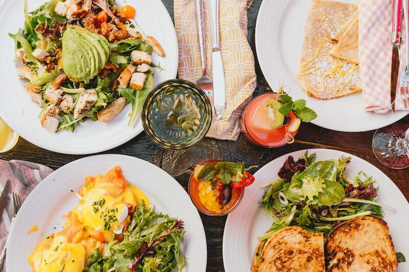 Destination Palm Springs - Eat