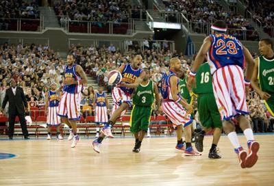Things to Do Harlem Globetrotters