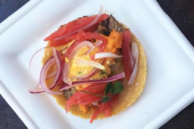 Very Important Taco: Caja China Pork Belly at Tacos Libertad
