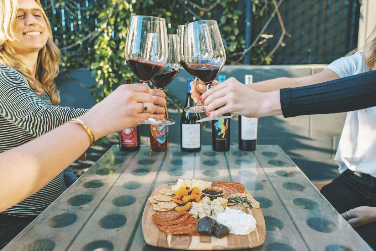 Best San Diego Wineries - Carruth