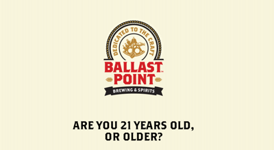 The Ballast Point Effect