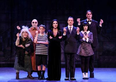 Get a Head Start on Halloween with 'The Addams Family' Musical
