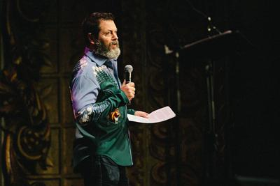 San Diego, You May Now Rise for Nick Offerman