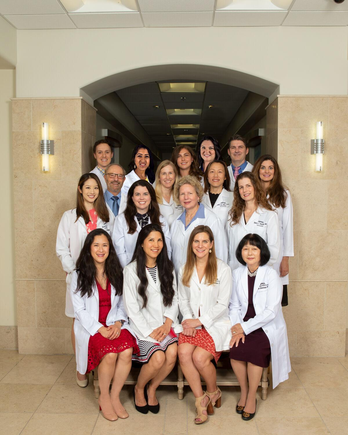 Faces of Health Care 2020 / Dermatoligists Medical Group of North County
