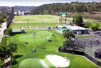 18 Holes With Tina Mickelson: Stadium Golf Center