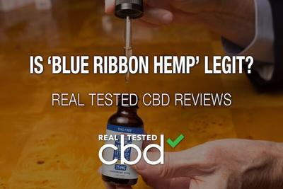 Blue Ribbon Hemp 1