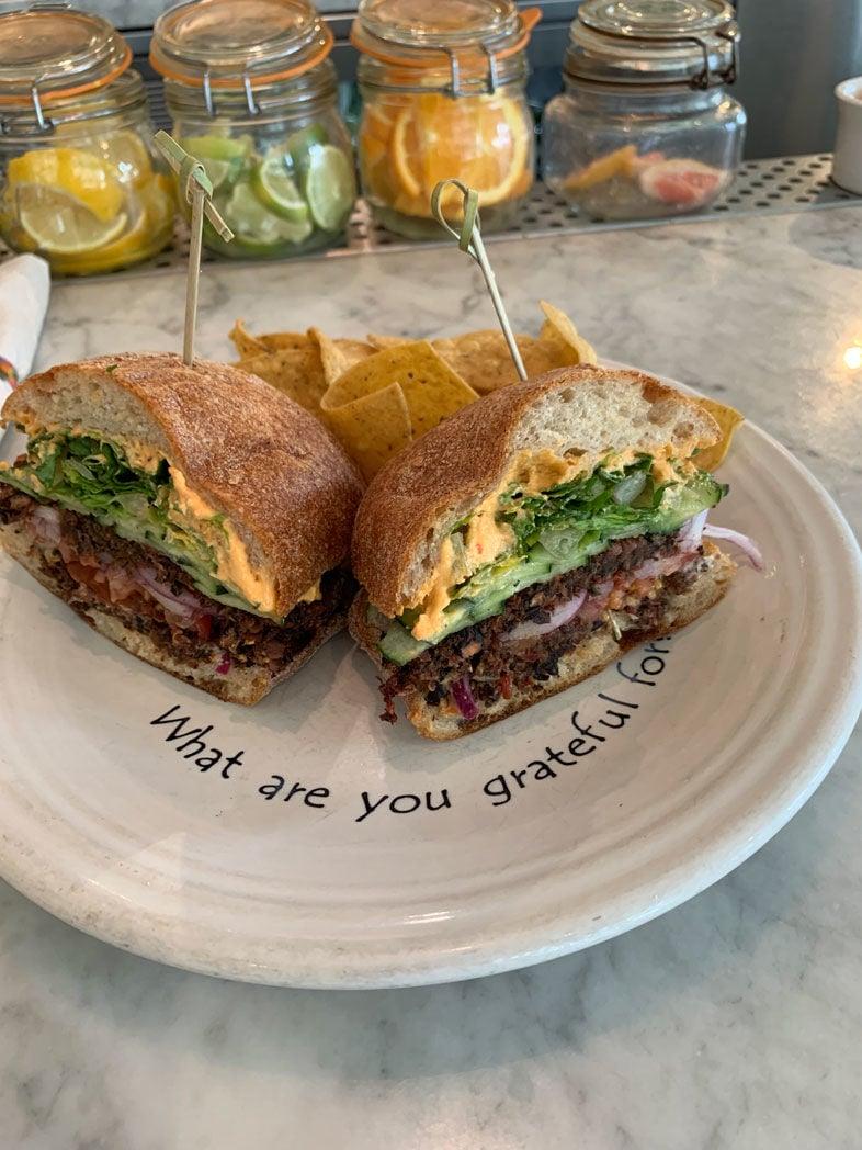 The Best Veggie Burgers in San Diego