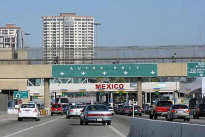 Walking into Tijuana Now Costs Money