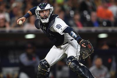 On the Job: What's It like Being the Starting Catcher for San Diego Padres?