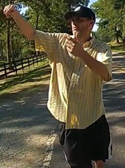 Aaron Blaylock missing