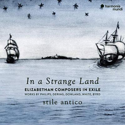 8 CD review In a Strange Land  1