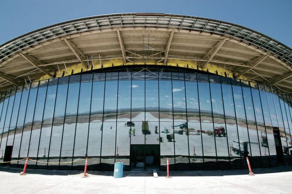 Finance authority grants spaceport limited use of tax revenue for operations - Santa Fe New Mexican