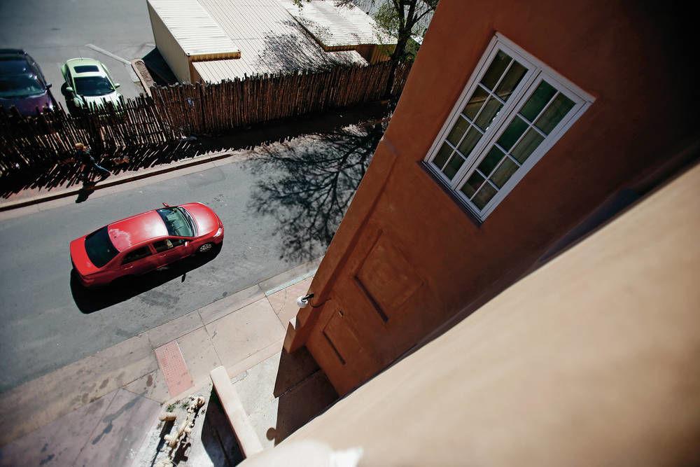 Fundraiser offers chance to take leap off La Fonda